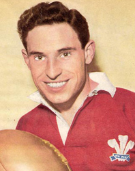 Former rugby international Cliff Morgan passes away