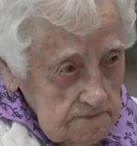 Record holding woman dies aged 115
