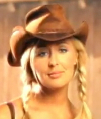 American country singer Mindy McCready is dead at 37