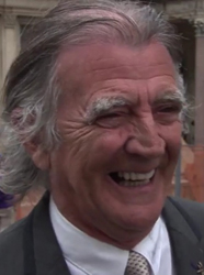 Funeral takes place of broadcaster Gerry Anderson
