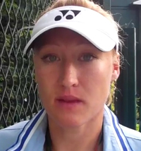 Tributes are paid to Elena Baltacha