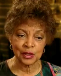 Actress and activist Ruby Dee passes away